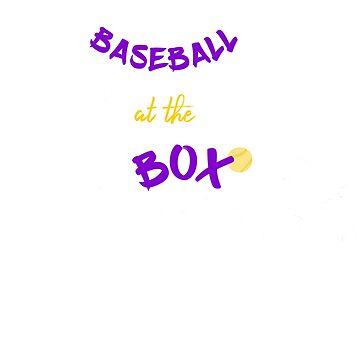 Baseball at the Box by mmacloud