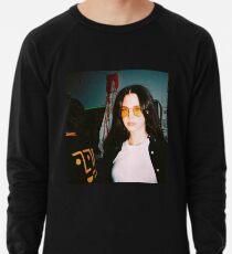 Lana mit Brille Leichtes Sweatshirt