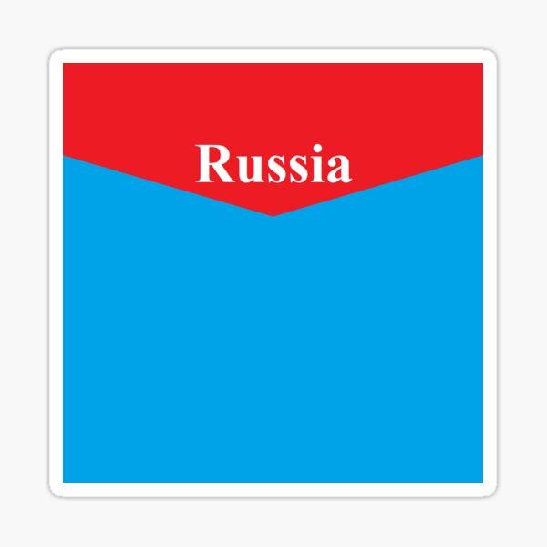 Russia, #Russia, Russian Federation, #RussianFederation, Российская Федерация, #РоссийскаяФедерация, Россия, #Россия Sticker