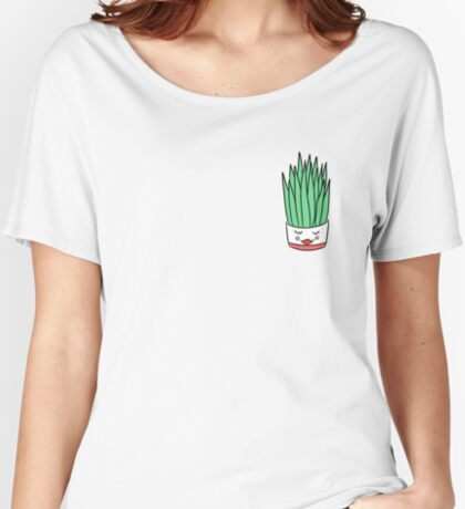 Cutie Plant  Relaxed Fit T-Shirt