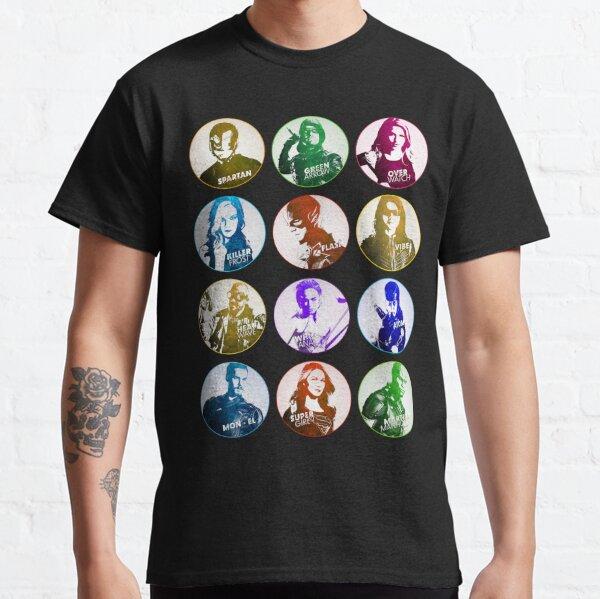 Arrowverse Classic T-Shirt