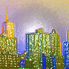 New York state of mind by Holly Martinson
