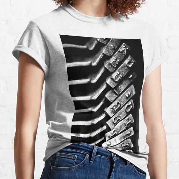 Typewriter keys Classic T-Shirt