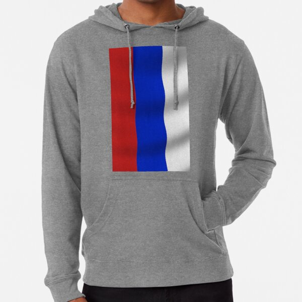 Russian Flag, Russia, International Olympic Committee, IOC, Thomas Bach, doping, scandal, Court, Arbitration, Sport Lightweight Hoodie