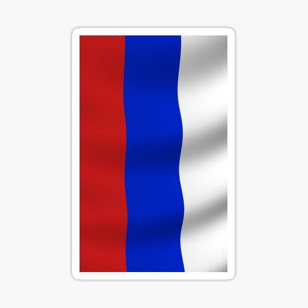 Russian Flag, Russia, International Olympic Committee, IOC, Thomas Bach, doping, scandal, Court, Arbitration, Sport Sticker