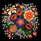Summer Blooms no. 1 by Lisafrancesjudd