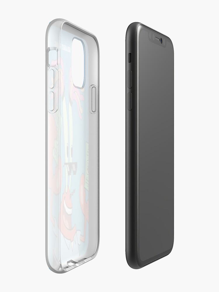 Coque iPhone «Krabby Gang Officiel», par Isona