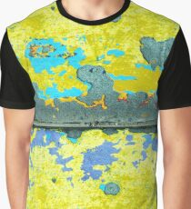 Concrete Cartography Graphic T-Shirt