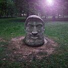 A Park Encounter by Peter Kurdulija