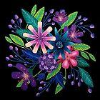 Summer Blooms no.4 by Lisafrancesjudd
