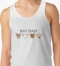 Rat Dad Men's Tank Top