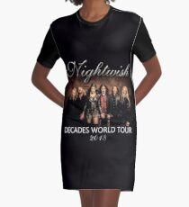 Decade World Tour Graphic T-Shirt Dress