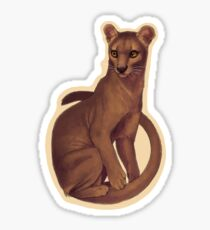 Fossa Sticker