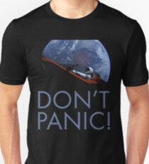 Spacex DON'T PANIC Unisex T-Shirt