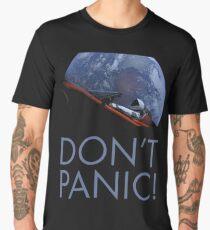 Spacex DON'T PANIC Men's Premium T-Shirt