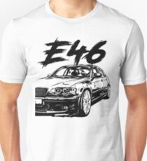 "E46 ""Dirtystyle"" Unisex T-Shirt"