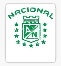 Pegatina Atlético Nacional Medellín Colombia Camiseta Camiseta futbol