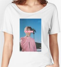 Lil Peep | Supreme Design | UK Merch Women's Relaxed Fit T-Shirt