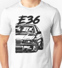 E36 Dirty Style Unisex T-Shirt