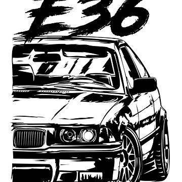 E36 Dirty Style by glstkrrn
