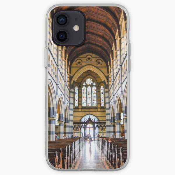 ST PAUL'S CATHEDRAL, MELBOURNE iPhone Soft Case