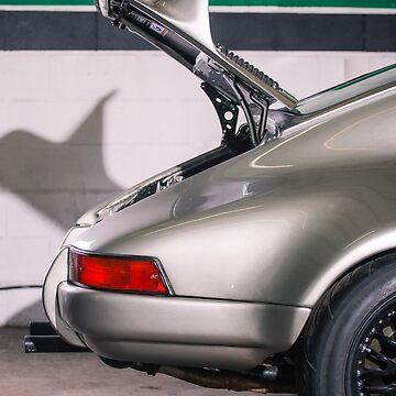 A 1992 Porsche 911 by clemphoto