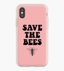 Vinilo o funda para iPhone Salva a las abejas
