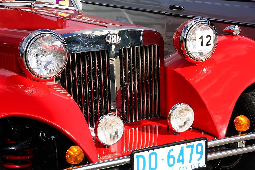 JBA Falcon Coupe by fotosports