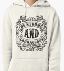 Be Strong Pullover Hoodie