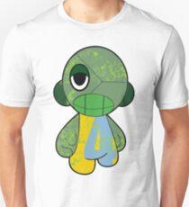 GO GREEN MUNNY Unisex T-Shirt