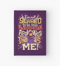 This is me Hardcover Journal