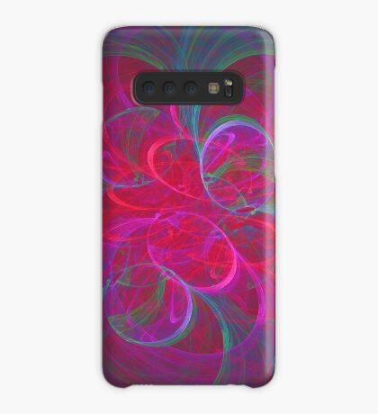 Orbital fractals Case/Skin for Samsung Galaxy