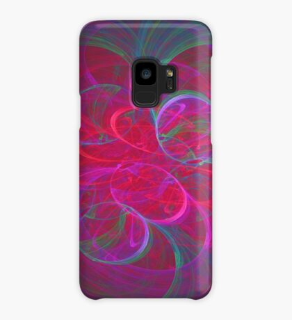 Orbital fractals Case/Skin for Samsung Galaxy