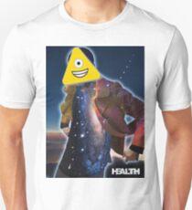 HEALTH:[space]life Unisex T-Shirt