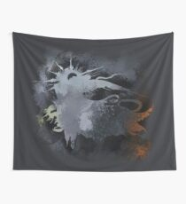Final Fantasy XV logo Wall Tapestry