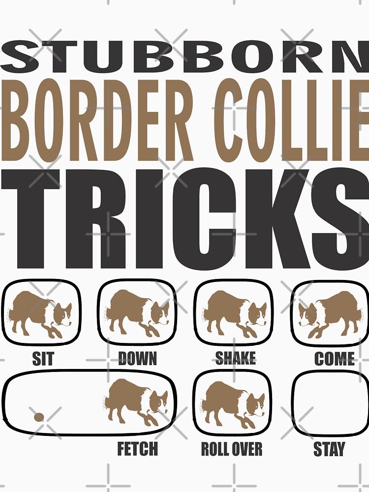 Border Collie Stubborn Gift | Border Collie Owner Gift | Border Collie Dog Gift by funnyguy