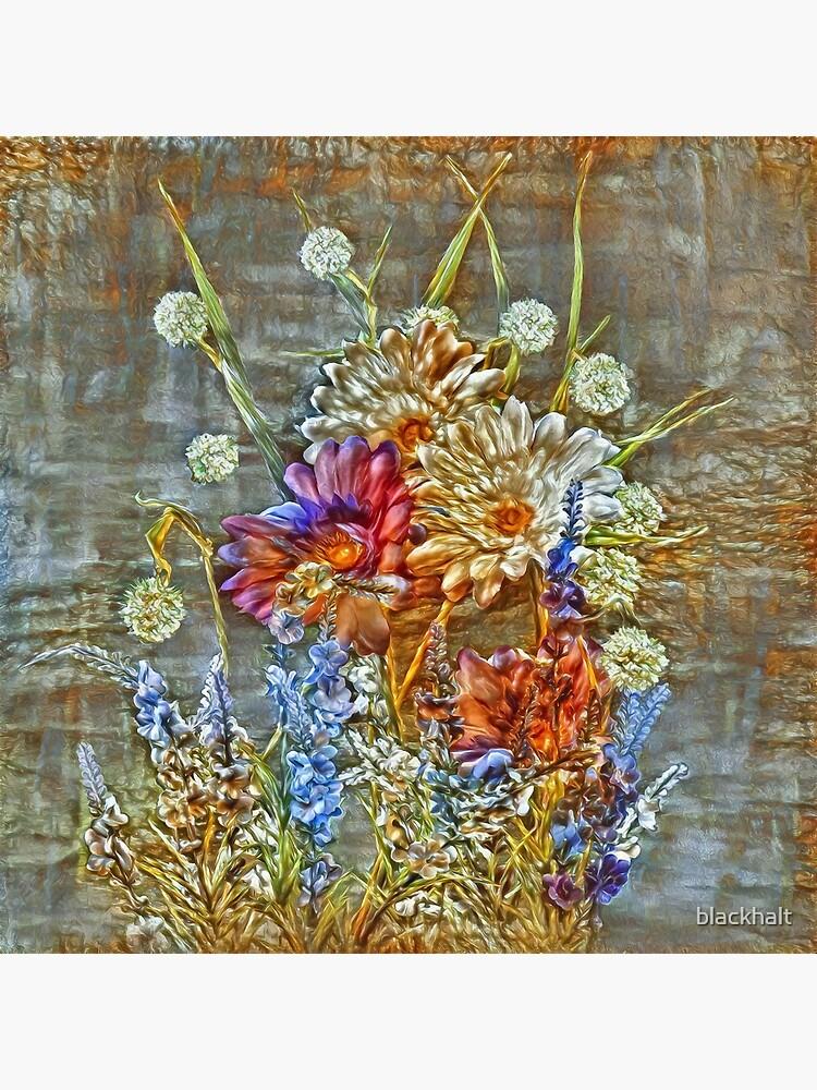 Flowers by blackhalt