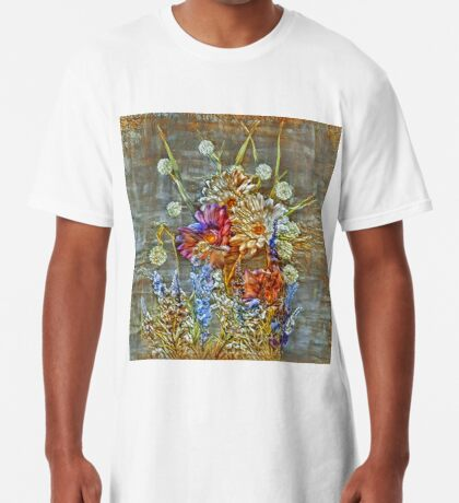 Flowers Long T-Shirt
