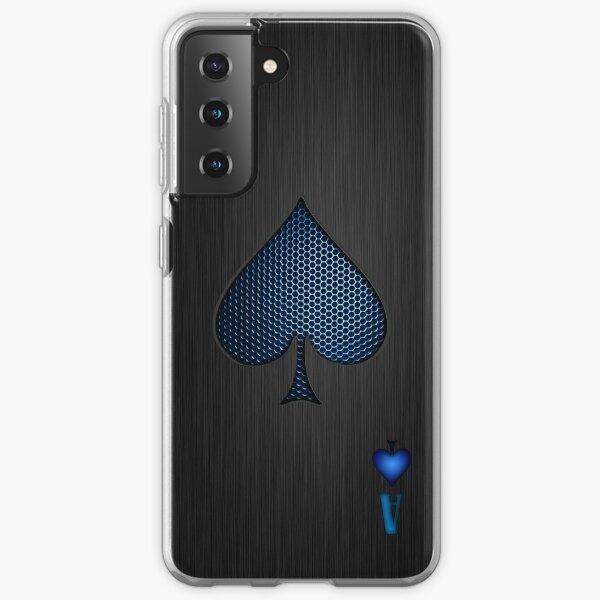 Galaxy Ace of Spades Samsung Galaxy Soft Case