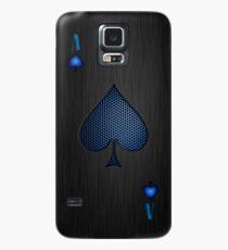 Galaxy Ace of Spades Case/Skin for Samsung Galaxy