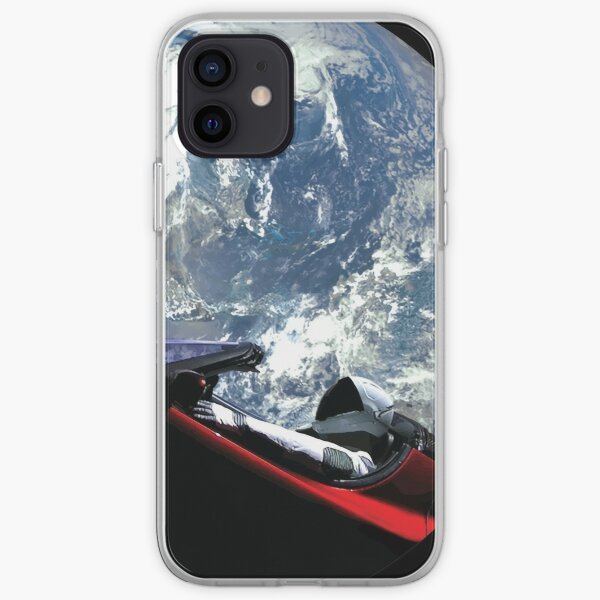 SpaceX Starman Coque souple iPhone