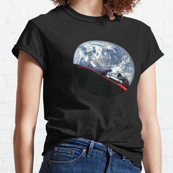 SpaceX Starman Classic T-Shirt
