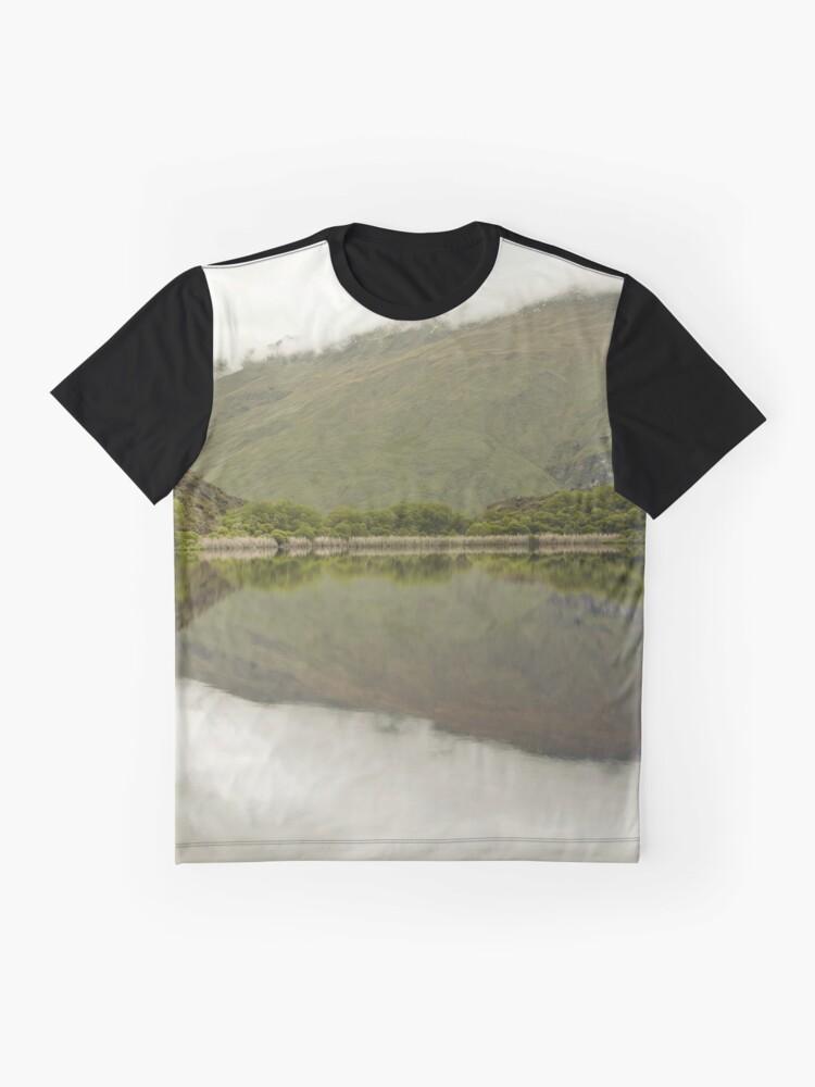 Alternative Ansicht von Reflexionen von Diamond Lake Grafik T-Shirt