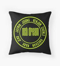 NCT DREAM OT7 Throw Pillow