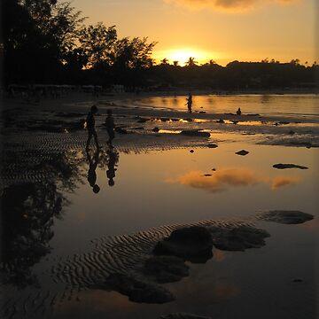 Sunset Joys by DAdeSimone