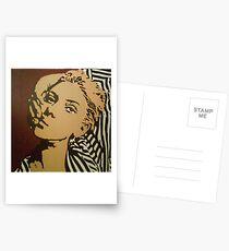 Scarlett Postcards