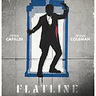 Flatline Original by Stuart Manning