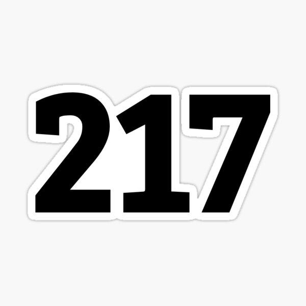 217 Sticker