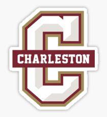 College of charleston  Sticker