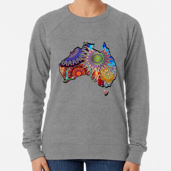 Aussie Kingdom Lightweight Sweatshirt